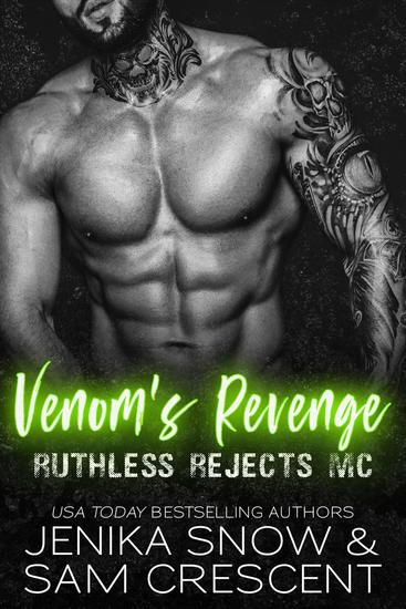 Venom's Revenge - Ruthless Rejects MC - cover