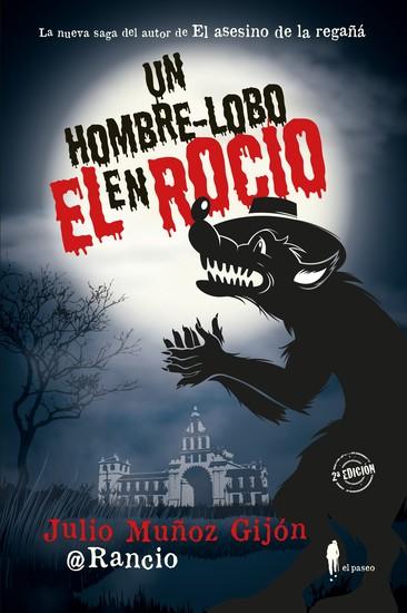 Un hombre-lobo en El Rocío - cover