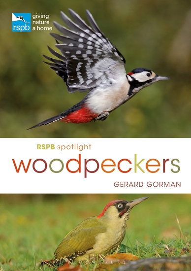 RSPB Spotlight Woodpeckers - cover