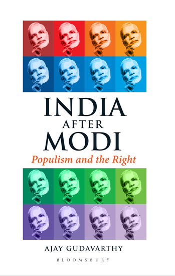 India After Modi - Populism and the Right - cover