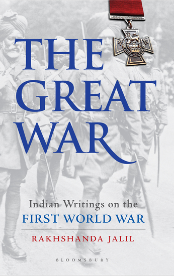 The Great War - Indian Writings on the First World War - cover