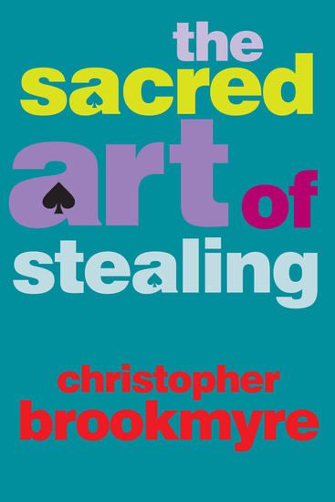 The Sacred Art of Stealing - cover