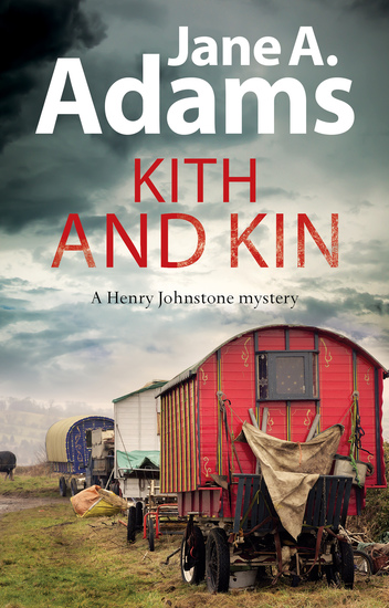 Kith and Kin - A 1920s mystery - cover