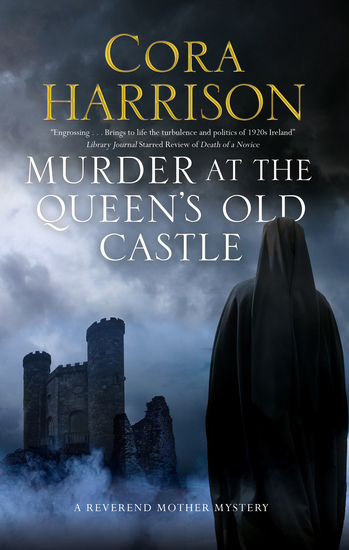 Murder at the Queen's Old Castle - A mystery set in 1920s Ireland - cover