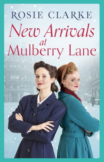 New Arrivals at Mulberry Lane - Full of family friends and foes! - cover