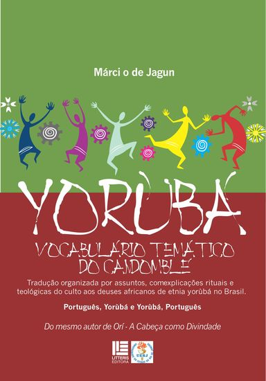 Yorùbá: Vobabulário Temático do Candomblé - cover