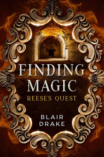 Reese's Quest - A Finding Magic Novel Book 2 - cover