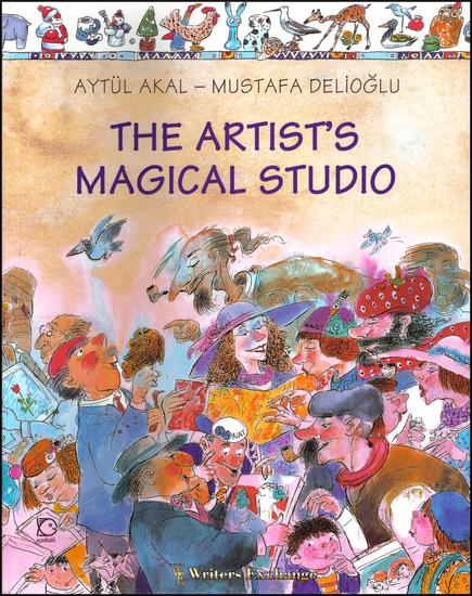 The Artist's Magical Studio - The Magical Door #1 - cover