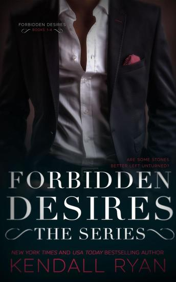 Forbidden Desires: The Series - cover