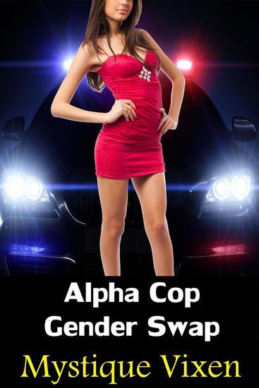 Alpha Cop Gender Swap - cover