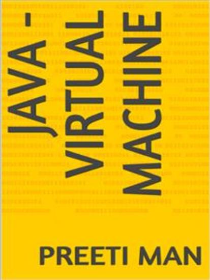 Java - VIRTUAL MACHINE - cover