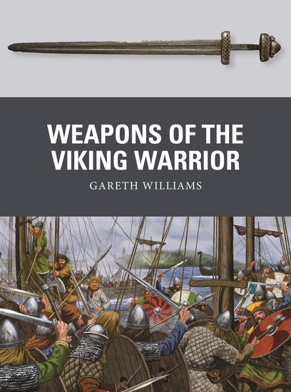 Weapons of the Viking Warrior - cover