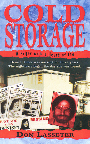 Cold Storage - A Killer with a Heart of Ice - cover