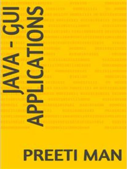 Java - GUI Applications - cover