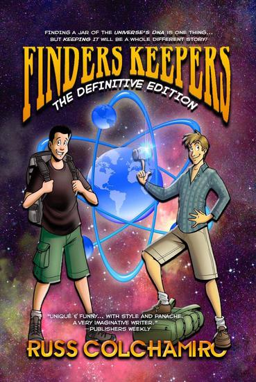 Finders Keepers: The Definitive Edition - Finders Keepers #1 - cover