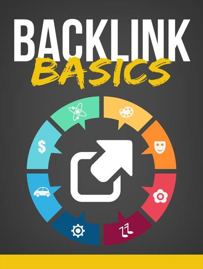 Backlink Basic - cover