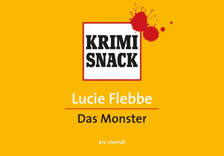 Das Monster - KrimiSnack - cover