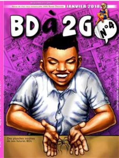 BDà2GO n°4 - cover