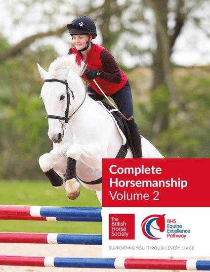 BHS Complete Horsemanship Volume Two - cover