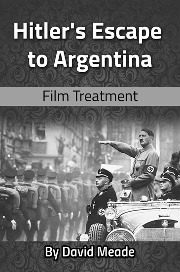 Hitler's Escape to Argentina - cover