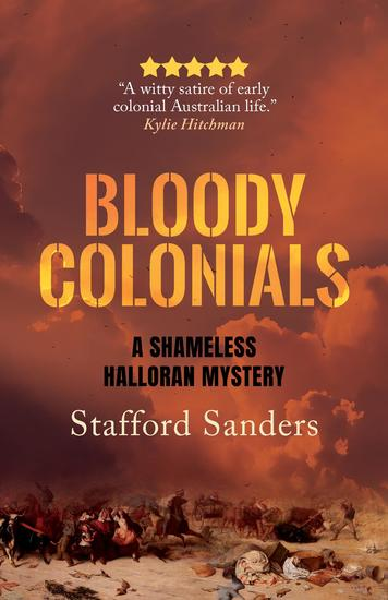 Bloody Colonials - cover