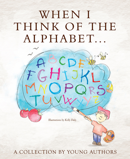 When I Think of the Alphabet - cover