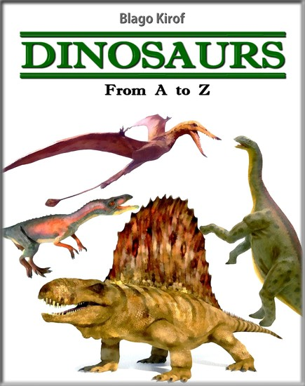 Dinosaurs: From A to Z - cover