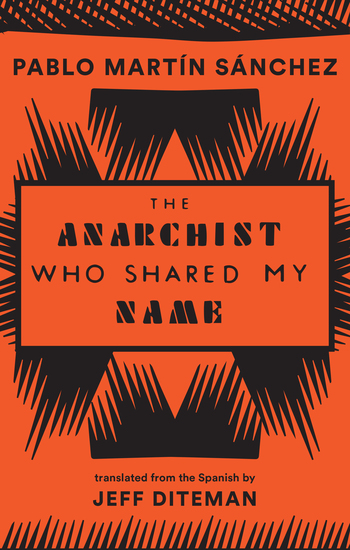 The Anarchist Who Shared My Name - cover