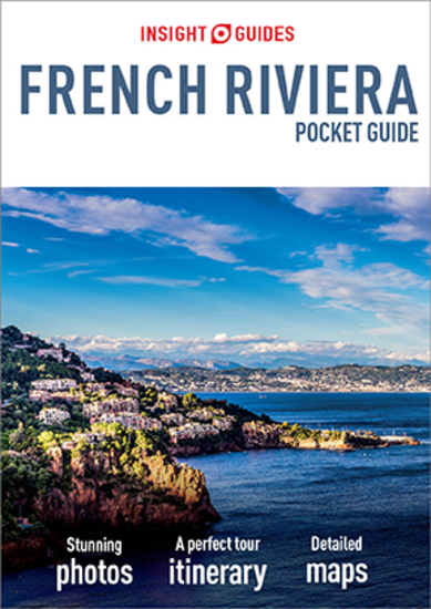 Insight Guides Pocket French Riviera - cover
