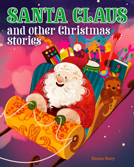 Santa Claus and Other Christmas Stories - cover