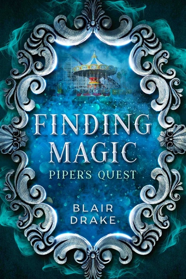 Piper's Quest - A Finding Magic Novel Book 7 - cover
