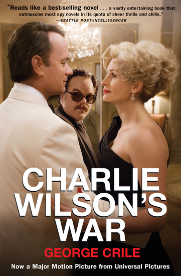 Charlie Wilson's War - cover