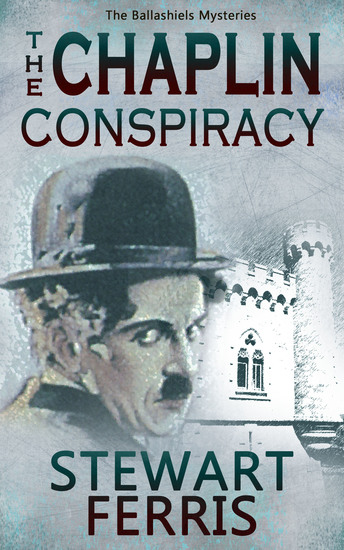 The Chaplin Conspiracy - cover