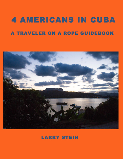 4 Americans in Cuba - cover