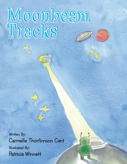 Moonbeam Tracks - cover