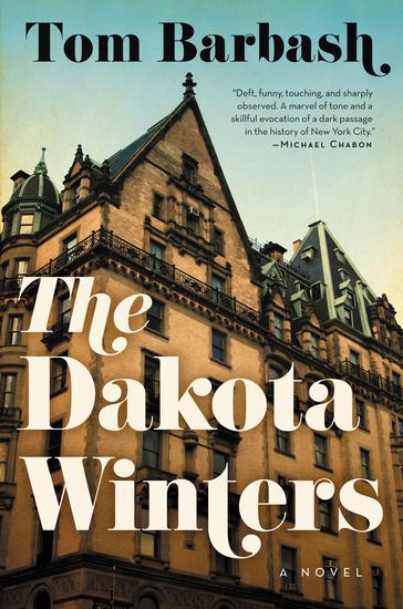 The Dakota Winters - A Novel - cover