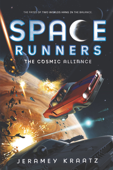 Space Runners #3: The Cosmic Alliance - cover
