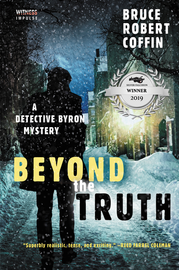 Beyond the Truth - A Detective Byron Mystery - cover