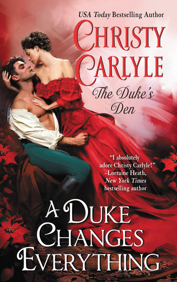 A Duke Changes Everything - The Duke's Den - cover