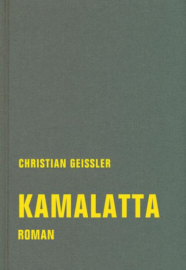 kamalatta - romantisches fragment Mit einem Nachwort von Oliver Tolmein - cover