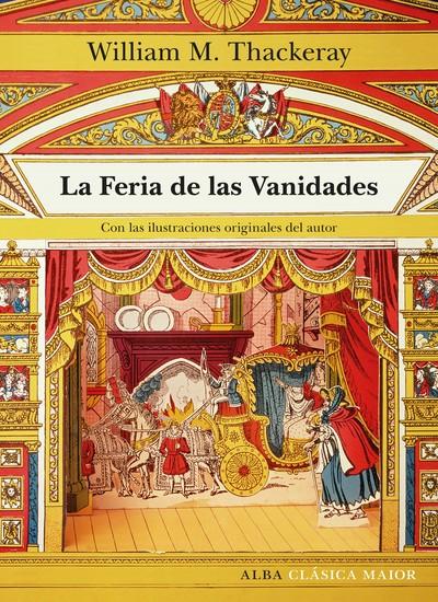 La Feria de las Vanidades - cover