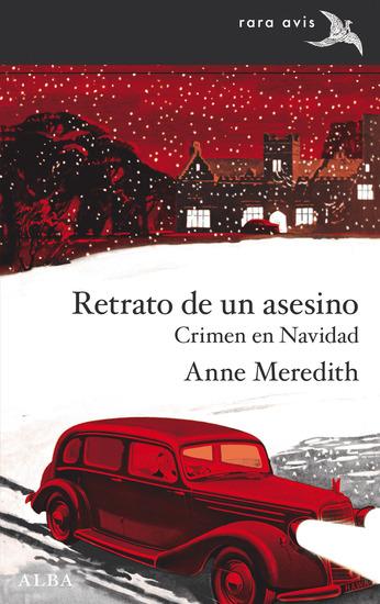 Retrato de un asesino - Crimen en Navidad - cover