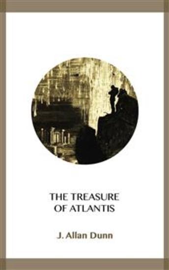The Treasure of Atlantis - cover