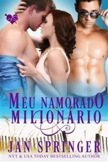 Meu Namorado Milionário - cover