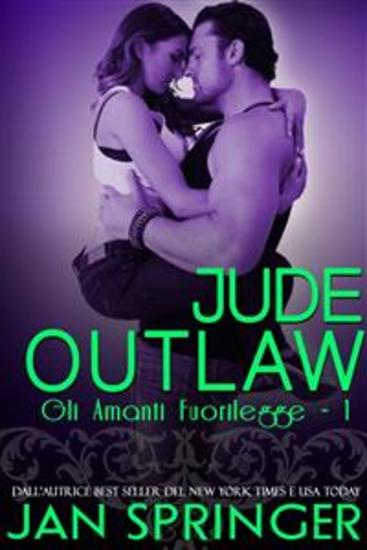 Jude Outlaw - cover