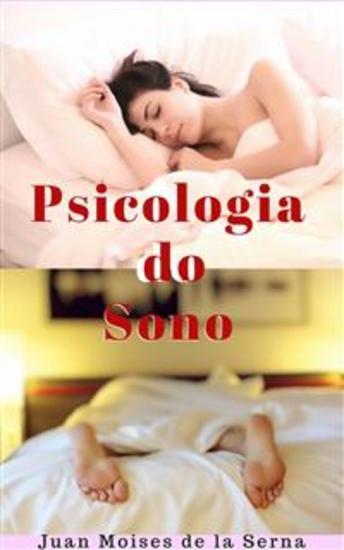 Psicologia Do Sono - cover