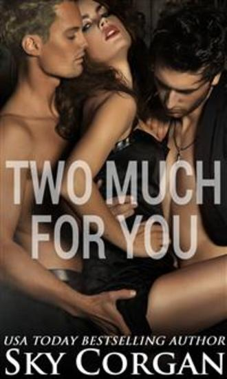 Two Much For You - cover