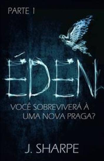 Éden - cover