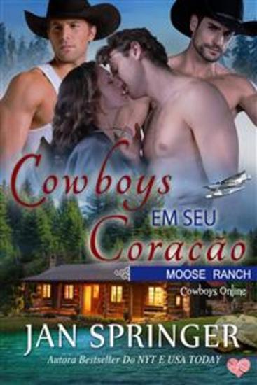 Cowboys Em Seu Coração - cover