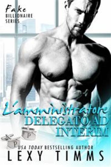 L'amministratore Delegato Ad Interim - cover